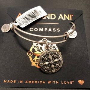 Alex and Ani Jewelry - Alex and Ani Compass Bracelet